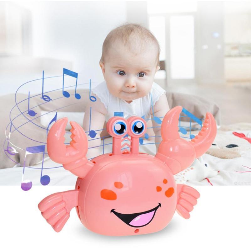 Cartoon Electric Walking Animal Toys Light Flashing Interactive Toys Improve Children Brain Thinking Cerebellar Balance