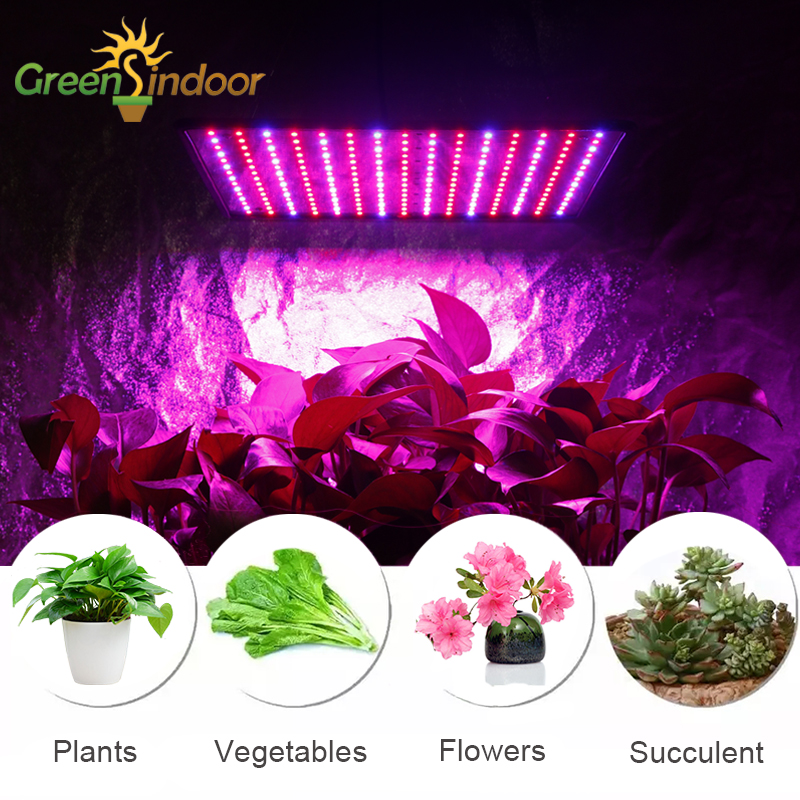1000W LED Grow Light Full Spectrum Phyto Lamp Led Lights For Indoor Growing Plant Lamp Lights For Plant Grow Tent Led Fitolampy