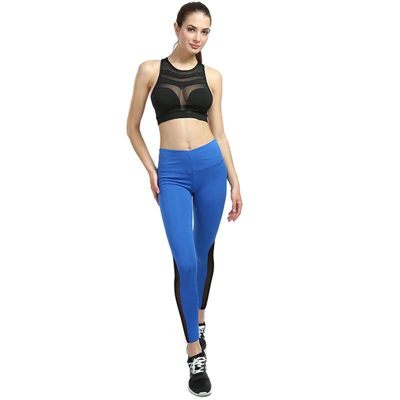 New Sexy Yoga Pants Leggins Sport Women Fitness Seamless Leggings Solid Color High Waist Athletic Leggings Yoga Fitness Pant in Yoga Pants from Sports Entertainment