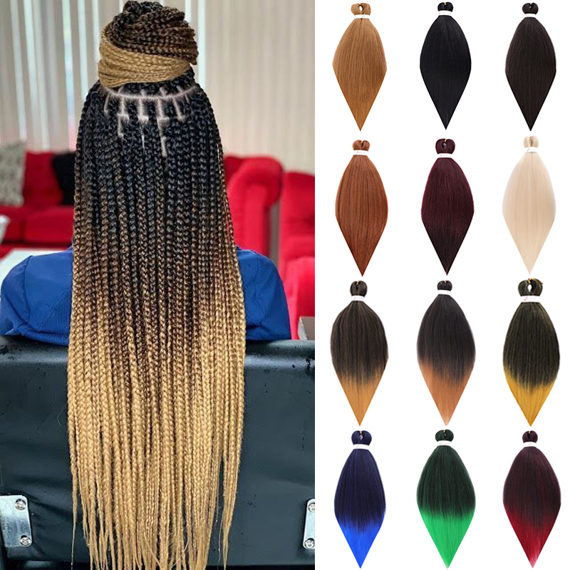 DIFEI Jumbo Braid Crochet Hair Braids  100g / Piece Synthetic Heat Resistant Fiber Hair Extensions Crochet Braid For Women