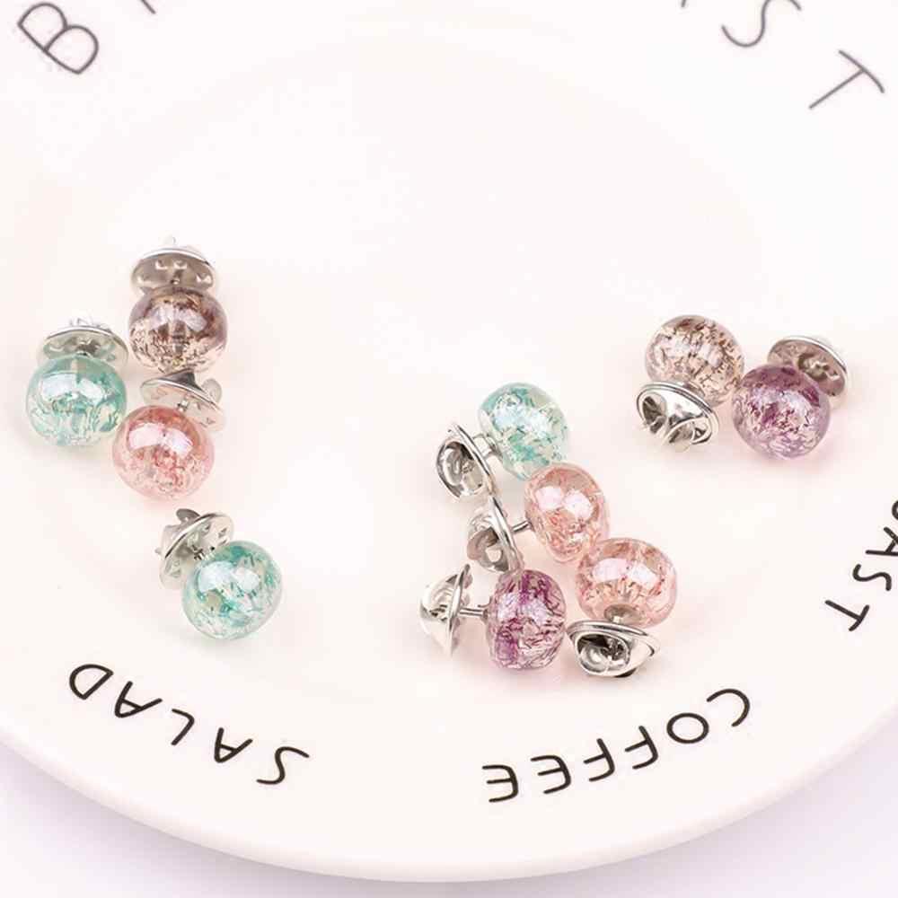 Jual Hot Klasik Elegan Wanita Perhiasan Korea Imitasi Mutiara Kerah Cardigan Selendang Gesper DIY Syal Bros Pin