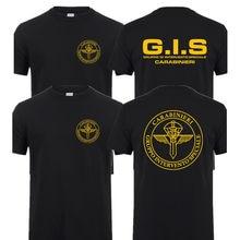 FBI T Shirt Uomo Fresco Stati Uniti T-Shirt Manica Corta FBI Shield Uomo Tshirt Magliette E Camicette QR-019