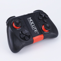 Universale MOCUTE 050 VR Game Pad Android Joystick Controller Bluetooth Selfie Scatto Remoto Gamepad Per PC Smartphone