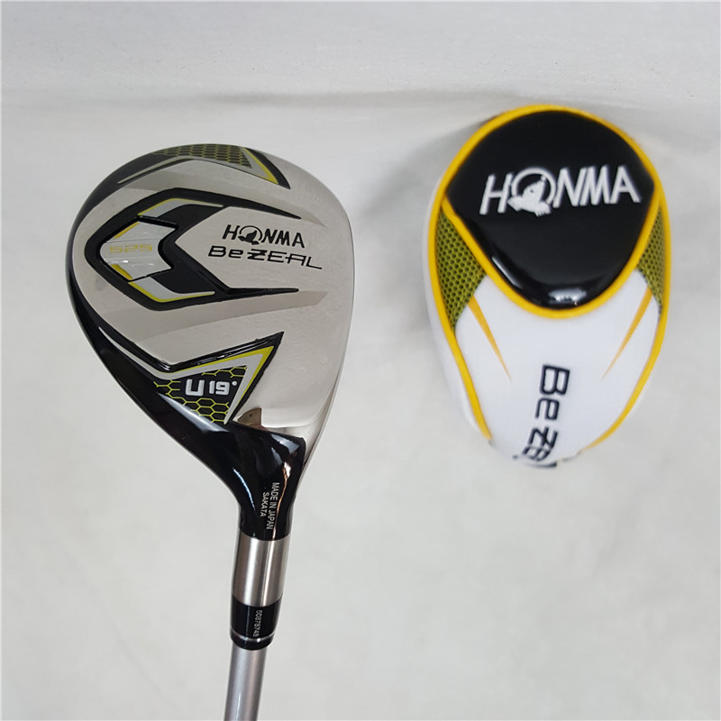 New HONMA Golf Club Hybrids U19 High Quality HONMA BEZEAL 525 U19 Hybrids With Head Cover Free Shipping