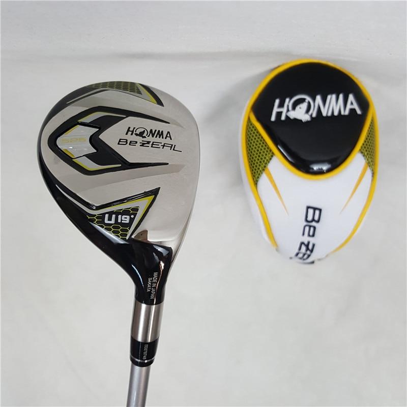 New HONMA Golf Club Hybrids U19 High Quality HONMA BEZEAL 525 U19 Hybrids With Head Cover Free Shipping