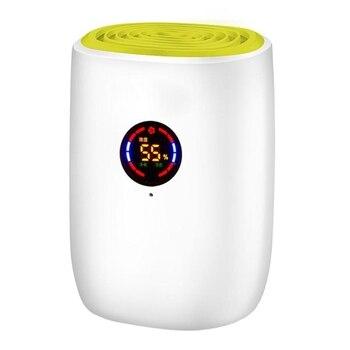 Household Dehumidifier Lcd Dryer Basement Household Dehumidification Dehumidifier(Eu Plug)