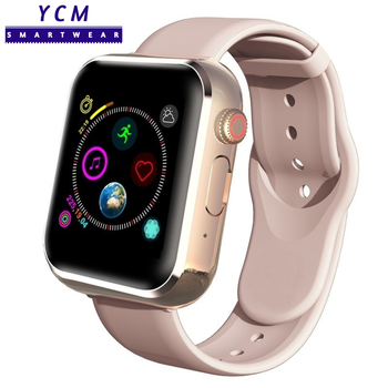 Men Women Smart Watch Dial Number Sports Pedometer with Camera Support SIM TF Card Bluetooth Call Smartwatch For Android bangwei smartwatch men casual fashion rubber strap smart watch women men sport pedometer led stopwatch support sim make call box