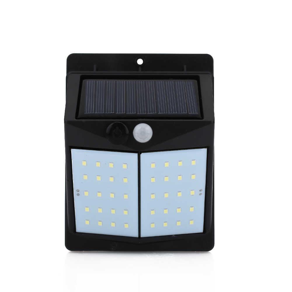 Настенный светильник дорожные огни уличная лампа наружная домашняя Экологичная прочная Солнечная энергия датчик движения