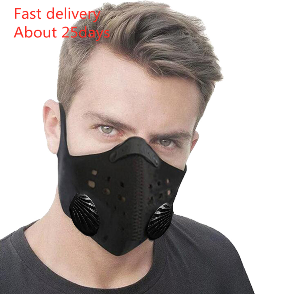 Mask Mascara Dust Mask Anti Pollution Respirator Pm2.5 Dustproof Safety Mask Washable Masks