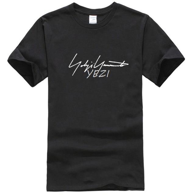 Camiseta de dos lados Yamamoto T nueva camiseta de Hombre talla S eine 3xl Kühlen camiseta para 2019 Marke T shirt Männer Mode