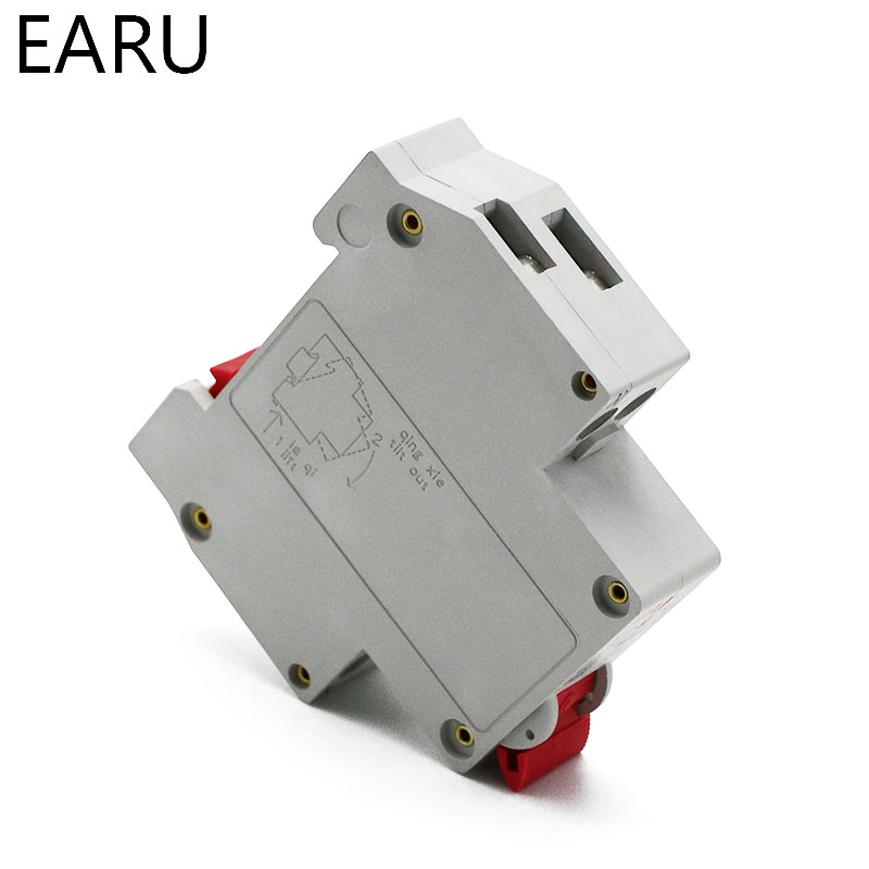 H9a72ed2237b341b3b248427b0c3912f1p - DZ30-32 DPN 1P+N Mini Circuit Breaker MCB 6A 10A 16A 20A 25A 32A Din Rail Mounting Cutout Miniature Household Air Switch OEM DIY