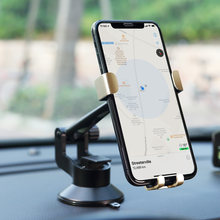 ROCK Gravity Car Phone Holder Magnetic Dashborad Car Mount For iPhone 6 7 8 Plus X Xr XS Max Xiaomi Huawei Suporte Porta Celular(China)