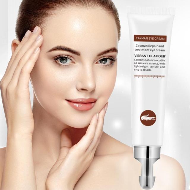 Vibrant Glamour Anti-wrinkle Eye Serum Hyaluronic Acid Remover Dark Circles Essential Avocado Eye Cream Against Puffiness 3