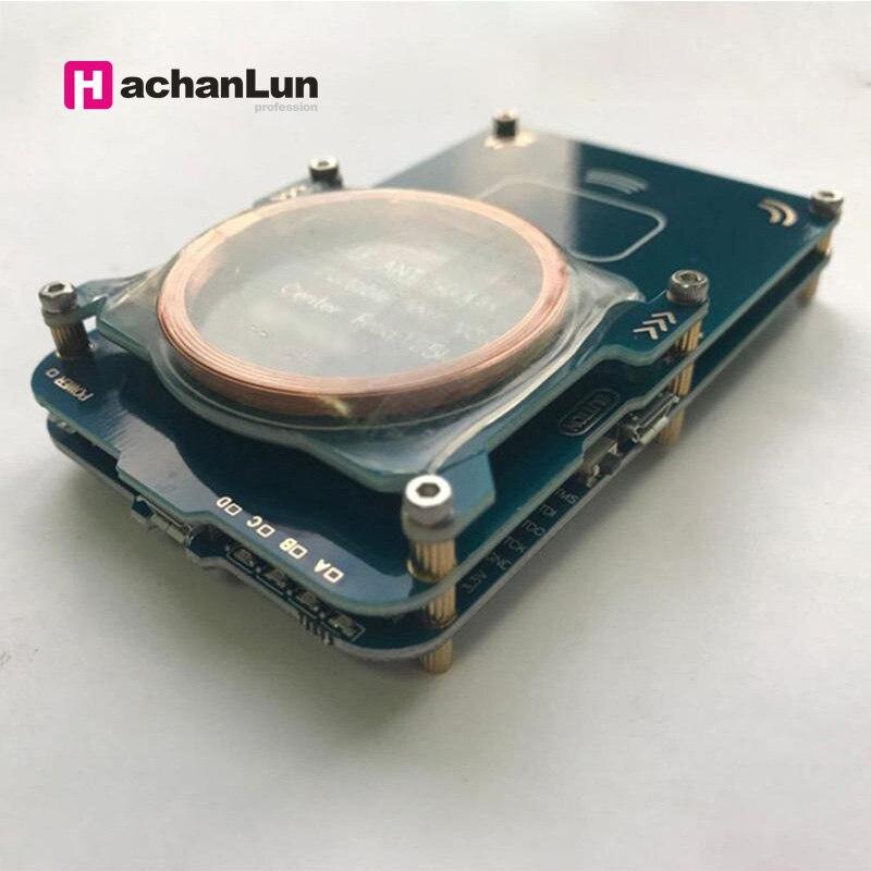 Nova Proxmark3 Desenvolver Kits Terno Porta USB 512K NFC RFID Escritor Leitor para Cartão Nfc Rfid Copiadora Clone de Crack 5.0 Proxmark RDV4