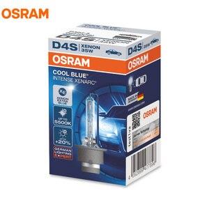 Image 4 - OSRAM 66140CBI 66240CBI 66340CBI 66440CBI D1S D2S D3S D4S 12V 35W מגניב כחול אינטנסיבי 5500K HID הנורה קסנון רכב פנס, 1X
