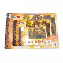A4/A5 Watercolor Paper for Artist Painter Water Color Painting Drawing Watercolor Books Pad Supplies present those quiet scenes on paper learn watercolor drawing painting book