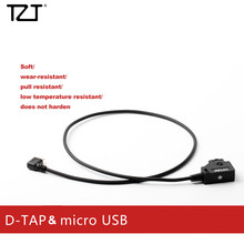 Tzt zatay d タップ 9v 電池マイクロ usb アダプタケーブル n 電源ケーブルフォローフォーカス