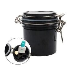 Контейнер для хранения клея для ресниц, макияж, инструмент для ресниц, индивидуальная клейкая Подставка для ресниц, наращивание ресниц, активированный герметичный контейнер для клея