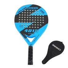 Racket Beach Tennis Carbon and Glass Fiber Men Women Beach Sport Tennis Paddle Racket Professional Beach Racket with Cover Bag