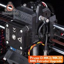 Trianglelab Prusa I3 MK3/MK3S Upgrade Druck Qualität Verbesserung BMG Extruder Programm 3D Drucker Extrusion Head Upgrade Programm