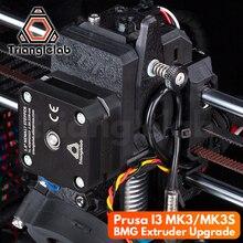 Trianglelab Prusa I3 MK3/MK3S yükseltme baskı kalitesi iyileştirme BMG ekstruder programı 3D yazıcı ekstrüzyon kafası yükseltme programı