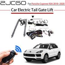 Автомобильный Электрический подъемник задних ворот zjcgo вспомогательное