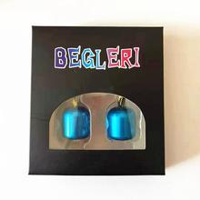 Купить с кэшбэком Creative copper/aluminum Begleri Hand EDC Toy For Autism and ADHD Anti Stress Finger Maximal Exercise/X-Game Fashion Toys