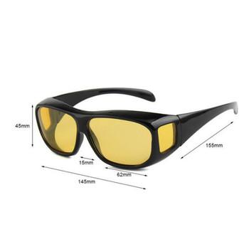 Okulary nocne okulary przeciwsłoneczne okulary przeciwsłoneczne Unisex okulary do jazdy samochodem ochrona UV okulary przeciwsłoneczne spolaryzowane okulary tanie i dobre opinie CN (pochodzenie) Z poliwęglanu Z tworzywa sztucznego XCW042