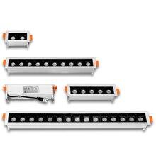 Led-Downlight Ce 110V 220V Line Ceiling-Lamp Embedded Bedroom 4W Kitchen Creative Recessed
