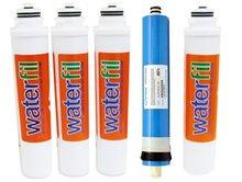 Dispositif de Purification d'eau, dispositif Compatible avec 5 filtres, ensemble de filtres, Membrane Vontron
