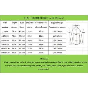 Image 5 - 子供の冬ダウン綿のジャケット 2020 新ファッション女の子の服子供服厚いパーカファーフード付き防寒アウターコート