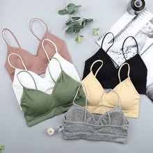 Elastic Bra Brassiere Female Lingerie Push-Up-Bra Bralette Backless ATHVOTAR Sexy Korean-Style
