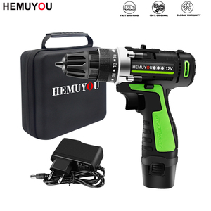 Image 1 - Screwdriver 12V 16.8V Cordless Electric Screwdriver Rechargeable Lithium Battery Dual Speed Cordless Drill Power Tools