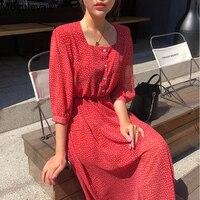 Платье с пуговицами-сердечками Цена 1100 руб. ($14.18) | 838 заказов Посмотреть