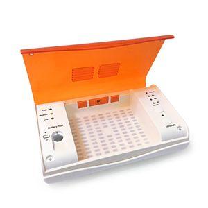 Image 2 - Secador de audífonos, deshumidificador, LED UV, caja seca desinfectante, secador de auriculares