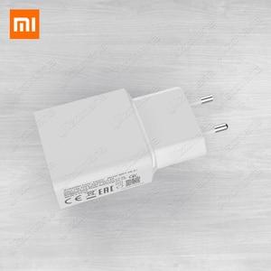 Image 5 - Xiaomi オリジナル充電器 2.5A 9 v/2A eu クイック高速 qc 3.0 タイプ c usb データケーブル旅行充電アダプタ mi 5 6 8 redmi 注 7
