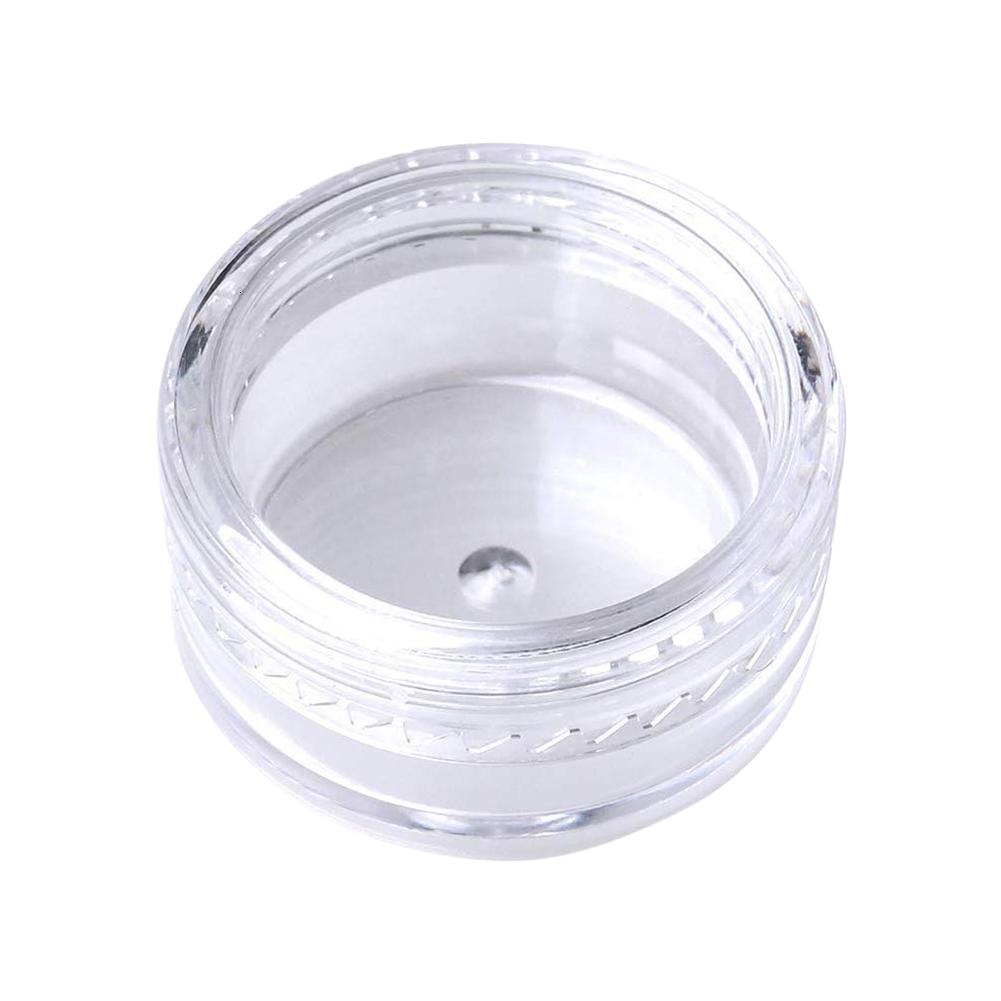 1pcs 5g Empty Jars Refillable Bottles Cosmetic Makeup Container Small Round Bottle Little Cream Jar Series Perfume Gel Pack