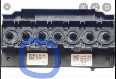 Refurbished Printhead Print Head For EPSON 9600 7600 2100 2200 R2100 R2200 F138050 F138040 New Style