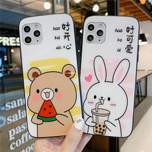 Free shipping For OPPO R17 R15 R15x Mirror Quicksand Shell A5 A9 A11x Case RENO Z 2 3 Pro Ace Cartoon K3 K5 Tempered glass