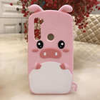 Pink Pig case For Xi...