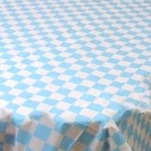 Клетчатая одноразовая скатерть, уплотненная, маслостойкая, для пикника, вечерние, легко очищаются, для кухни, столовой, покрытие на стол, для дома, декоративная