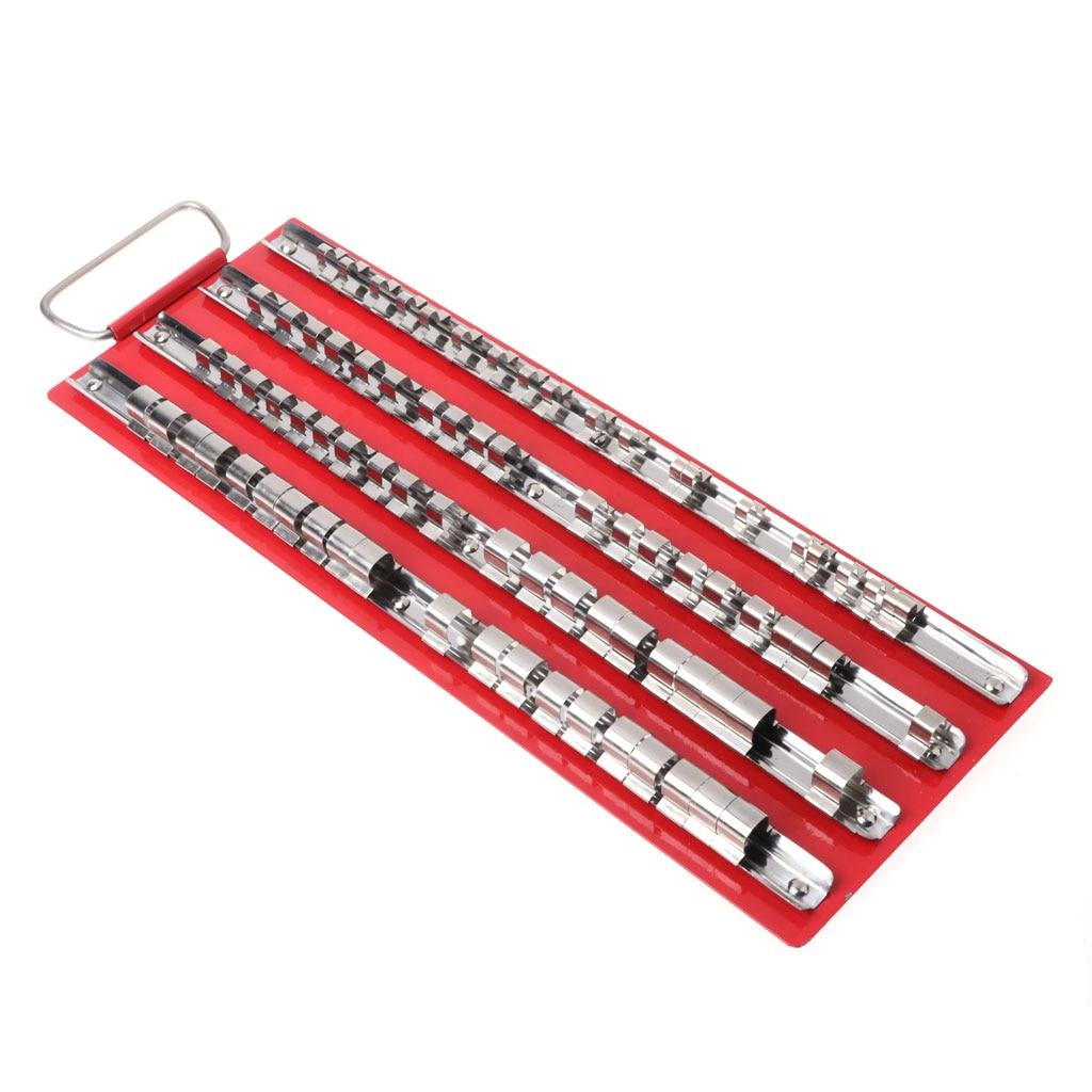 80pcs/40pcs Socket Tray Rack 1/4