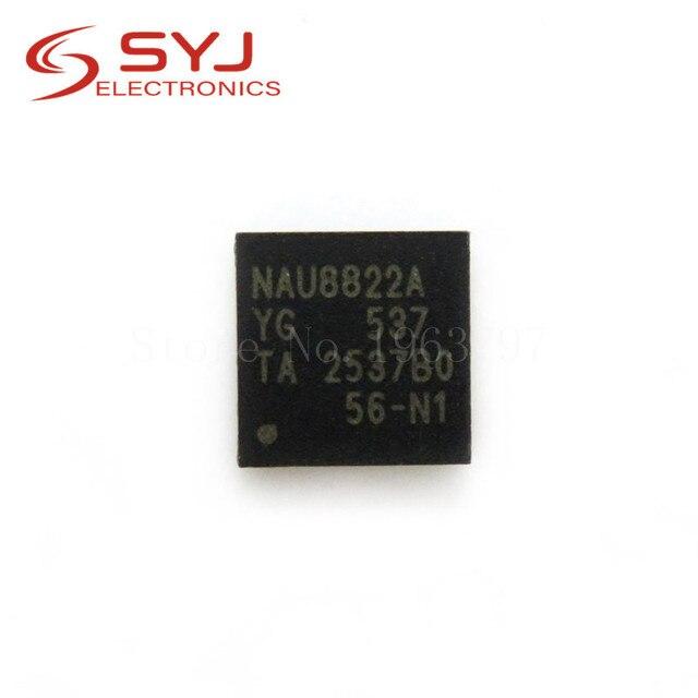 10 pcs/lot NAU8822A NAU8822AYG NAU8822 QFN 32 En Stock