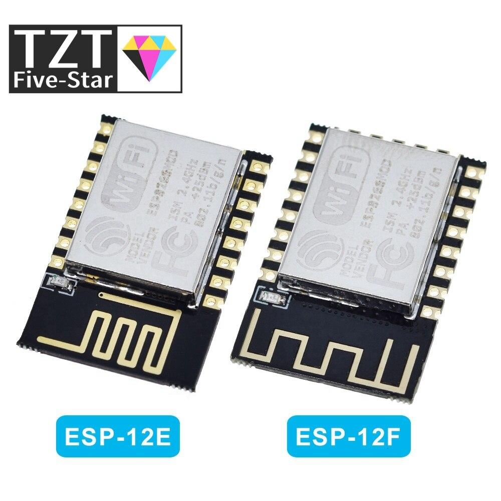 TZT – module de Port série WIFI sans fil, ESP8266, nouvelle version 2018 ESP-12F, ESP-12E