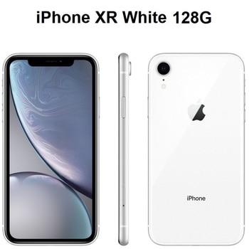 Apple iPhone XR 6.1″ Retina HD Display Face ID 12MP Rear Camera IOS Smartphone