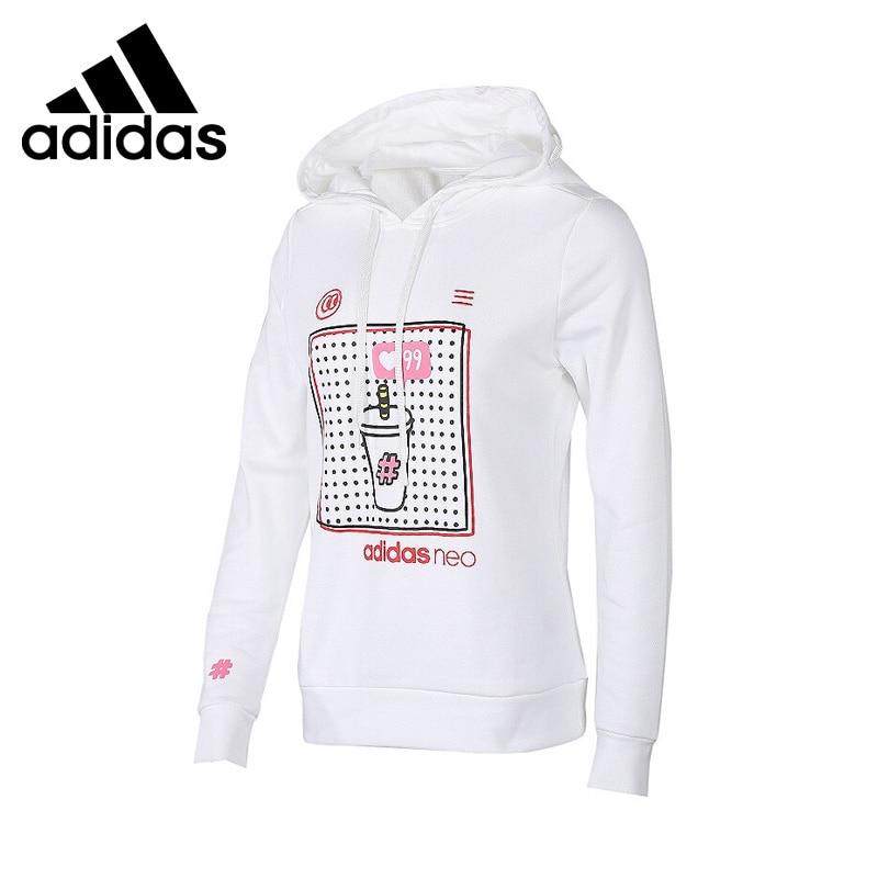 Original New Arrival  Adidas NEO W VLDAY HDY Women's Pullover Hoodies Sportswear