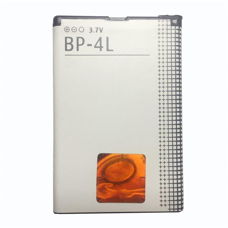 Аккумулятор BP 4L 1500 мАч для Nokia E52 E55 E63 E71 E72 E73 N810 N97 E90 E95 6790 6760 BP 4L литий полимерный аккумулятор|Аккумуляторы для мобильных телефонов|   | АлиЭкспресс