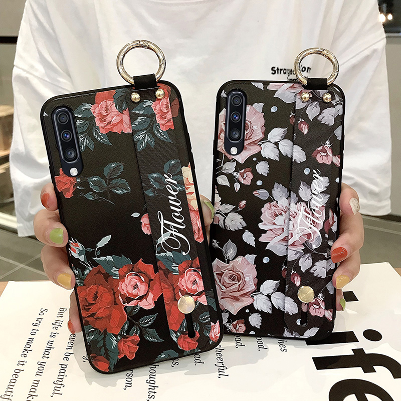 SoCouple Case For Samsung Galaxy Made Of TPU Material With Wrist Strap 17