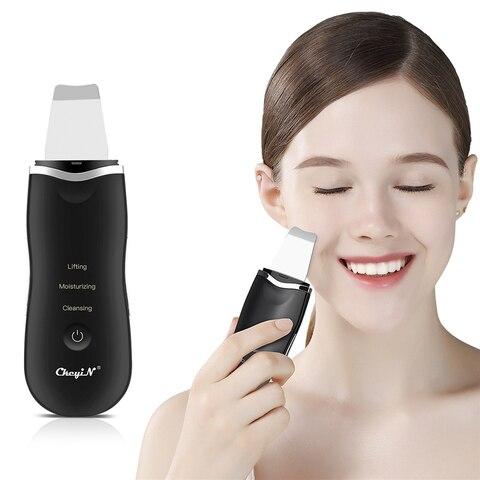 purificador da pele ultra sonico facial peeling poros