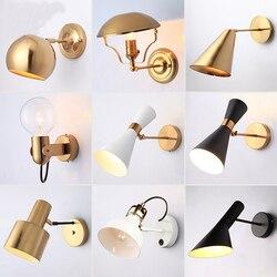 Nowoczesne  minimalistyczne regulowane naścienne domowe nocne oświetlenie dekoracje ścienne lustro łazienkowe lampa oświetlenie naścienne led w Wewnętrzne kinkiety LED od Lampy i oświetlenie na